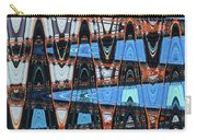 High Rise Construction Abstract # 4 Carry-all Pouch