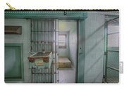 High Risk Solitary Confinement Cell In Prison Carry-all Pouch