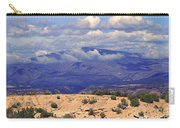 High Road To Taos Panorama Carry-all Pouch