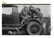 High School Mechanics 1927 Carry-all Pouch