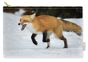 High Speed Fox Carry-all Pouch
