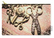 High Style Hairdresser Kit Carry-all Pouch