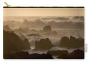 High Surf At Asilomar Beach Carry-all Pouch