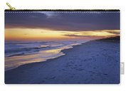 High Tide In Fading Light Carry-all Pouch