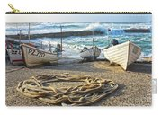 High Tide In Sennen Cove Cornwall Carry-all Pouch