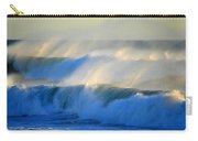 High Tide On The Atlantic Ocean Carry-all Pouch