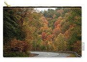 High Walls Of Fall Colors Carry-all Pouch