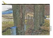 Highland County Va Virginia - Monterey - Mcdowell - Maple Harvest Carry-all Pouch
