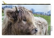 Highland Cow Carry-all Pouch