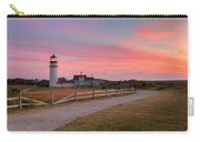 Highland Light Sunset 2015 Carry-all Pouch