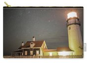 Highland Light Truro Massachusetts Cape Cod Starry Sky Carry-all Pouch