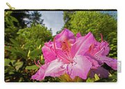 Highland Park Garden Rochester Ny Purple Flower Carry-all Pouch