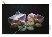 Highlighted Orchids Carry-all Pouch