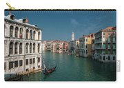Hight Tide In Venice Carry-all Pouch