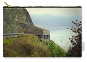 Highway 1 At Lucia South Of Big Sur Ca Carry-all Pouch