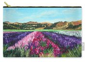 Highway 246 Flowers 3 Carry-all Pouch