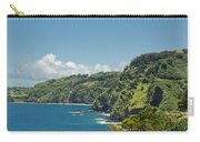 Highway To Heaven Hana Highway Maui Hawaii Carry-all Pouch