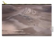 Hiker - Great Sand Dunes - Colorado Carry-all Pouch