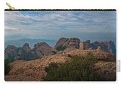 Hiking In Montserrat Spain Carry-all Pouch