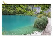 Hiking Kaluderovac Lake Carry-all Pouch
