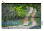 Hill Country Road Carry-all Pouch