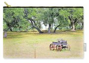 hill country Texas  Carry-all Pouch