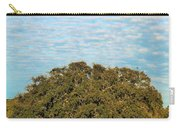 Hill Country Tree  Carry-all Pouch