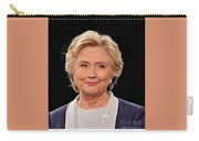 Hillary At The Debate Carry-all Pouch