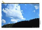 Hills And Sky Carry-all Pouch