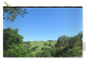 Hills Beyond The Trees Carry-all Pouch