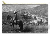 Hills Of Guanajuato - Mexico - C 1911 Carry-all Pouch