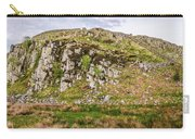 Hills Of Hadrians Wall England Carry-all Pouch