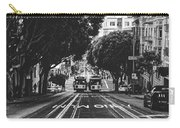 Hills Of San Francisco Carry-all Pouch