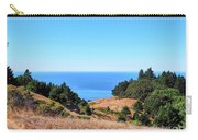 Hills To The Sea Carry-all Pouch