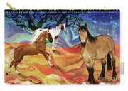 Hillside Horses Carry-all Pouch