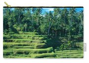 Hillside In Indonesia Carry-all Pouch