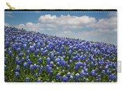 Hillside Texas Bluebonnets Carry-all Pouch