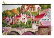 Hillside Village Carry-all Pouch