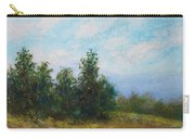 Hilltop Trees Carry-all Pouch