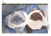 Himalayan Cats  Carry-all Pouch