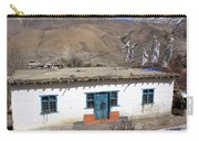 Himalayan Homestead, Muktinath, Nepal Carry-all Pouch