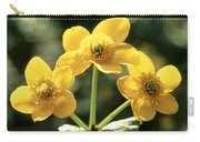 Himalayan Marsh Marigold Carry-all Pouch
