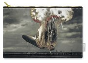 Hindenburg Disaster Colorization Carry-all Pouch