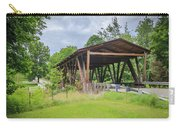 Hindman Memorial Covered Bridge Carry-all Pouch