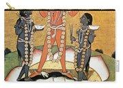 Hindu Goddess: Kali Carry-all Pouch