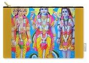 Hindu Trinity Brahma Vishnu Shiva Carry-all Pouch