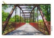 Hinkson Creek Bridge Carry-all Pouch