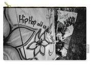 Hip Hop We Don't Stop Carry-all Pouch