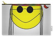 Hippie Face Carry-all Pouch
