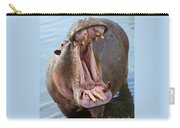 Hippo's Open Mouth Carry-all Pouch